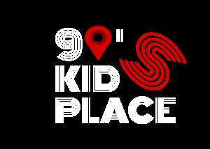 90's kids place logo podcast